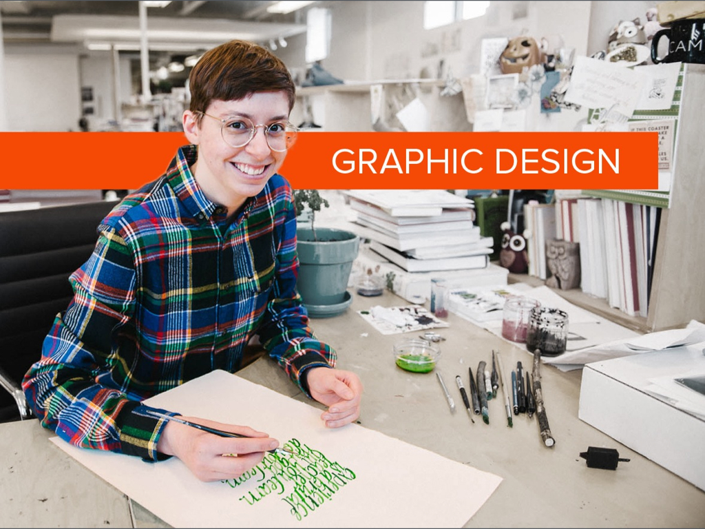 Graphic Design At Maine College Of Art